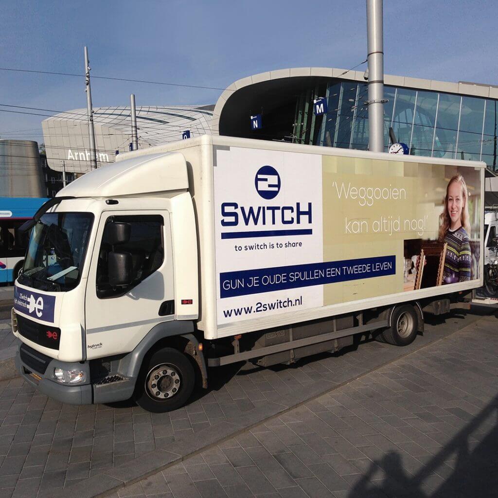 2switch Vrachtwagen