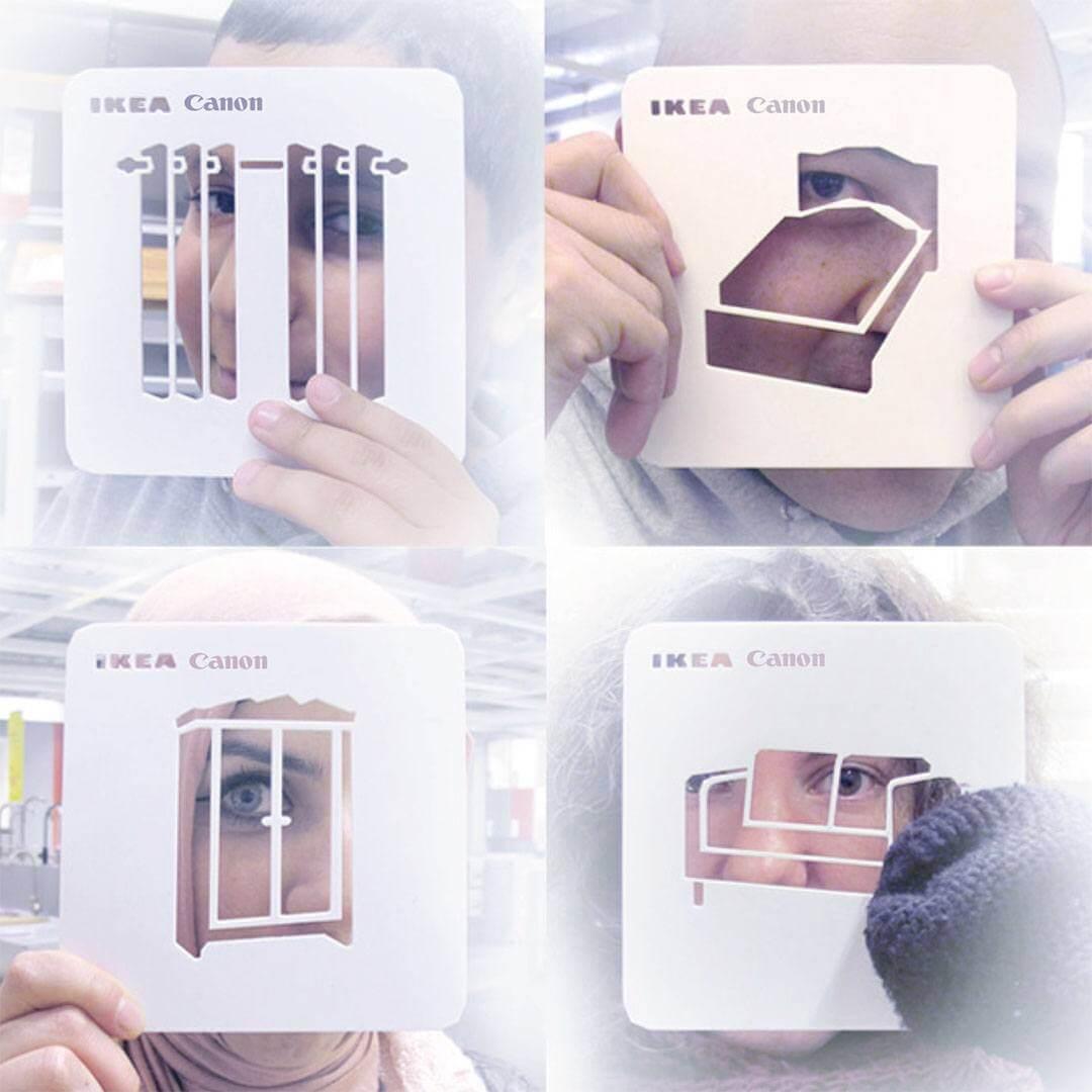 IKEA Canvas Meubel Conceptbeeld